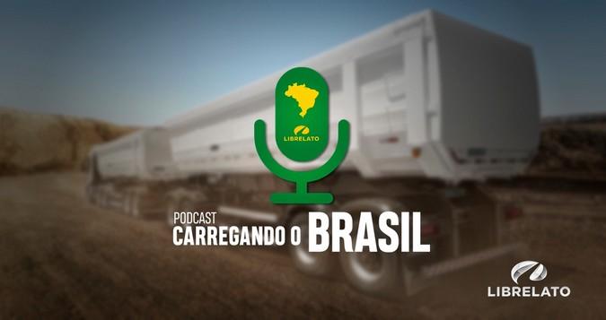 """Librelato lança """"Carregando o Brasil"""", o primeiro Podcast do setor de transportes"""