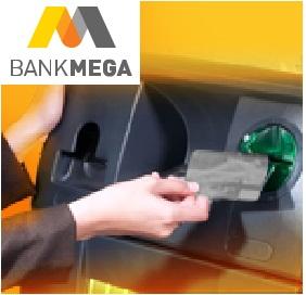 Biaya Administrasi, Biaya Transaksi Kartu ATM Bank Mega