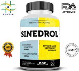 Sinedrol Funciona? Sinedrol Define o Corpo Mesmo? Como Comprar Sinedrol