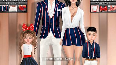 DANIEL & ROSE FAMILY