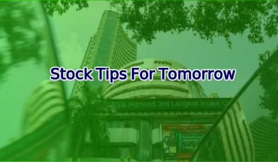 stock tips tomorrow
