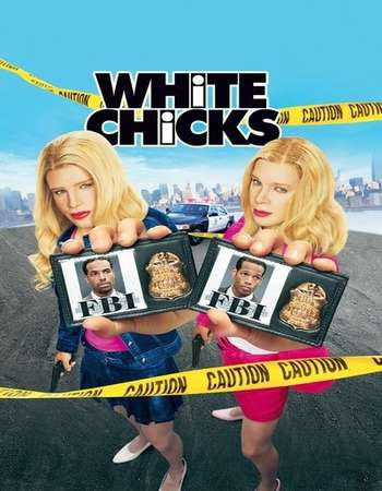 Poster Of White Chicks 2004 Hindi Dual Audio UNRATED 350MB Web-DL 480p ESubs Free Download Watch Online downloadhub.net