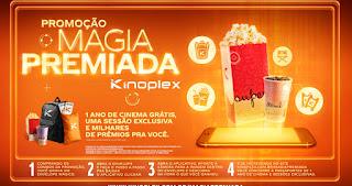 Promoção Magia Premiada Kinoplex
