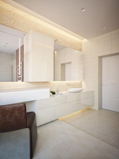 Latest Bathroom Tile Design