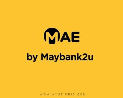 Cara Simpan Duit dalam Tabung MAE Maybank