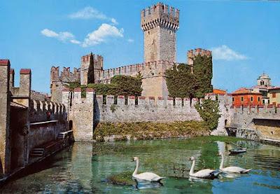 Castelli piu' belli in Italia - Castello di Sirmione