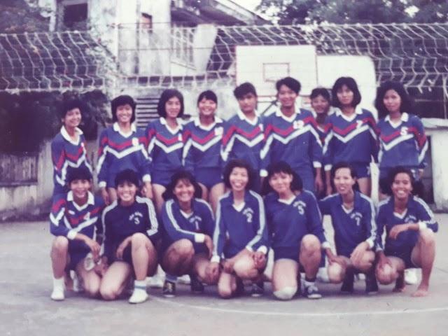 Các đội phong trào đồng hành với bóng chuyền Sài Gòn - TPHCM thời đỉnh cao