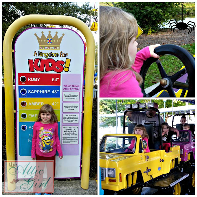 things to do in PA, Dutch Wonderland, Happy Hauntings, amusement parks