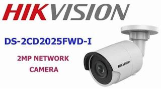 IP Camera HIKVISION DS-2CD2025FWD-I 4.0mm