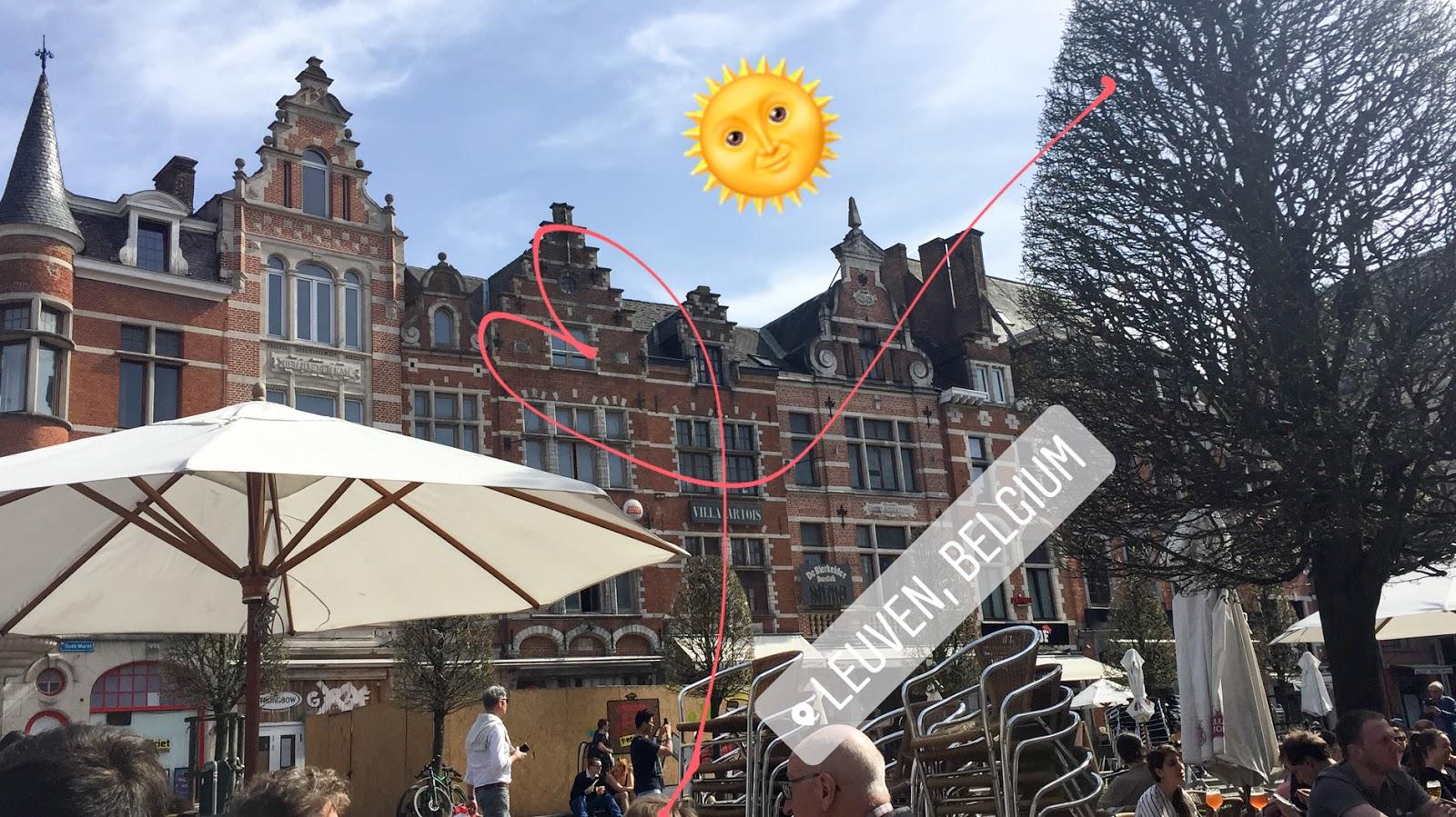 Setkání belgie