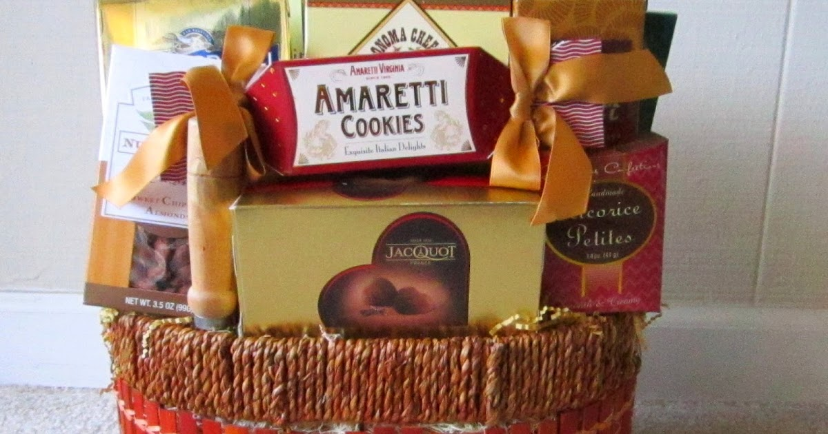 Unique Gift Baskets From California Delicious Diva Likes