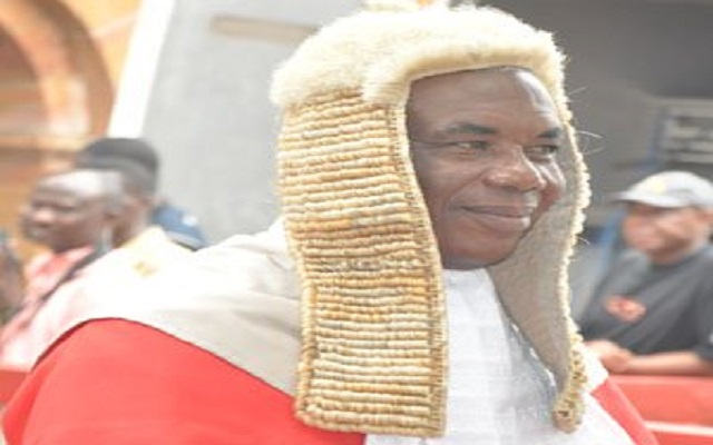 Be bold in making decisions - Justice Dotse tells judges