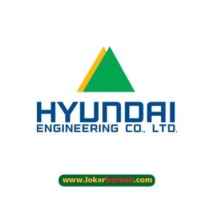 Lowongan Kerja Kalimantan  Hyundai Engineering (HEC) Terbaru Tahun 2021