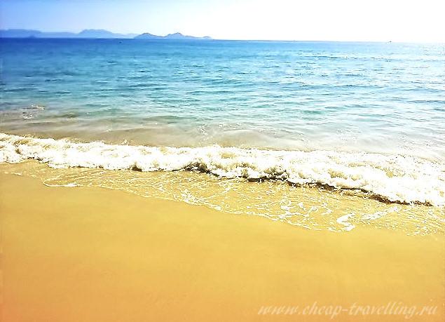 пляж Джангл Нячанг