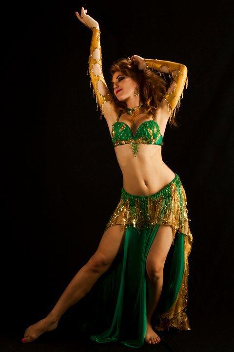 Arab Girl Nude Dance