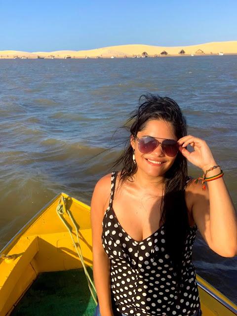 delta de agua doce