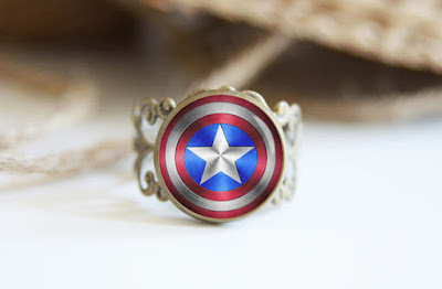 Captain America Ring
