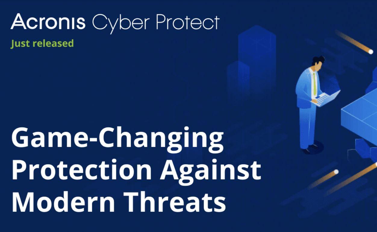 Acronis Cyber Protect Perkuat Dukungan Keamanan Bisnis di Indonesia