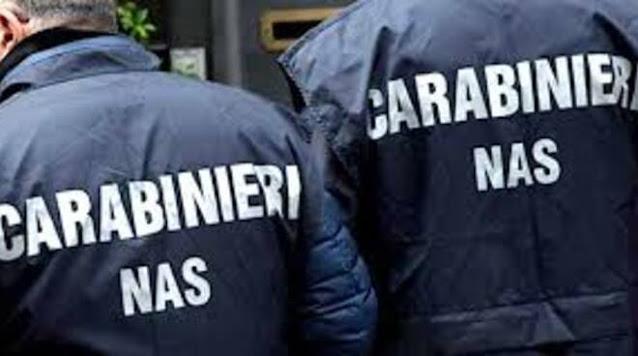 """""""Video Notizia"""": CoVid, i Nas nei supermercati, 202 mila euro le sanzioni amministrative"""