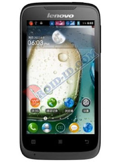 Cara Flash Lenovo A369i Bootloop all ROW