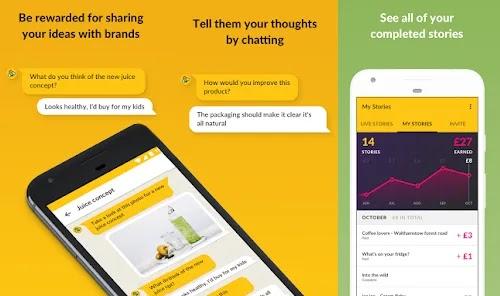 Street bees تطبيق كسب المال من الإنترنت