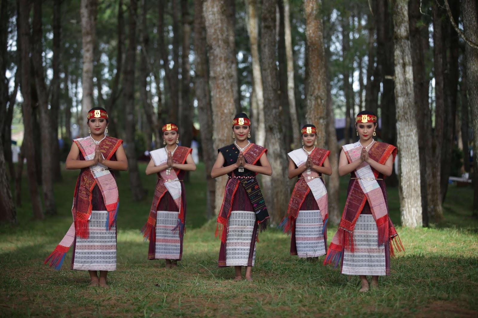 Batak Traditioanal Dance, Sipinsur