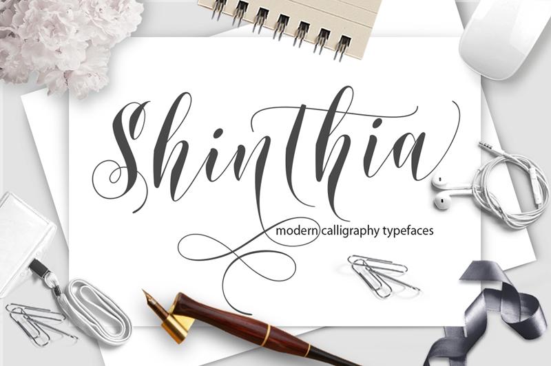free design font
