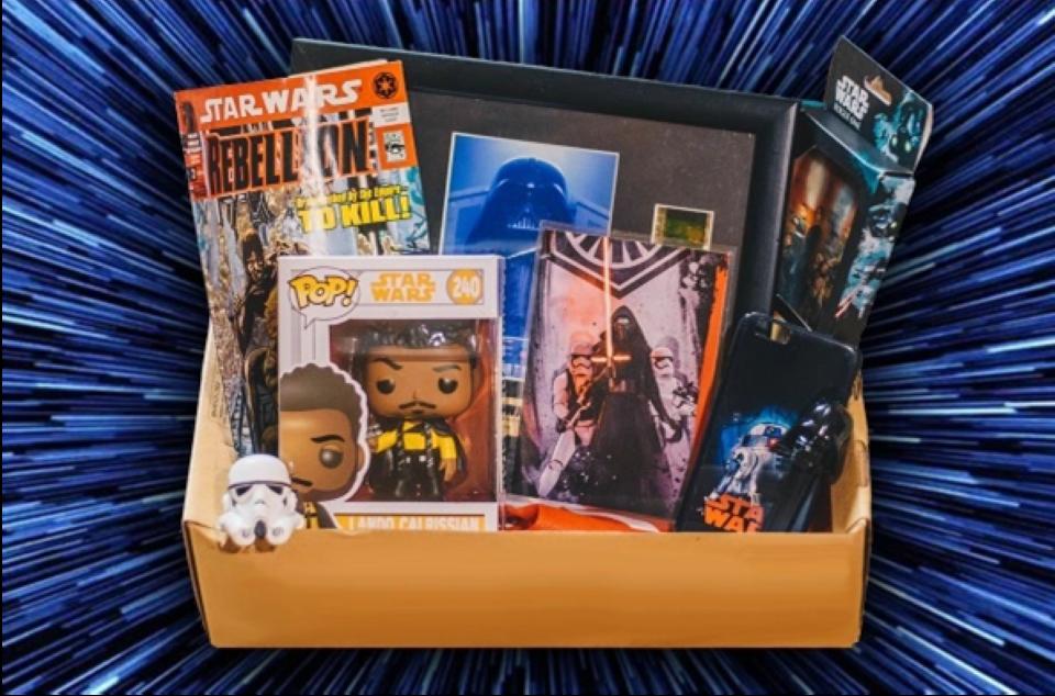 Cratejoy Star Wars Mystery Box