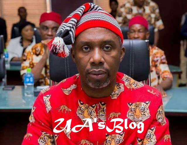 Imo: Okorocha's son-in-law, Uche Nwosu returns APC, vows to support Ihedioha