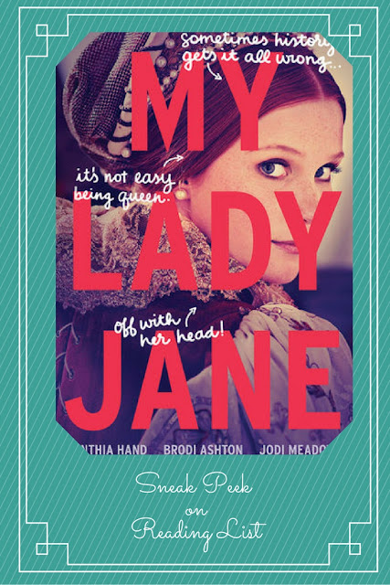 My Lady Jane a Sneak Peek on Reading List