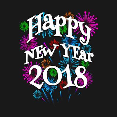 عبارات ورسائل ليلة رأس السنة 2018 مكتوبة وصور Happy New Year ومسجات SMS للمشاركة