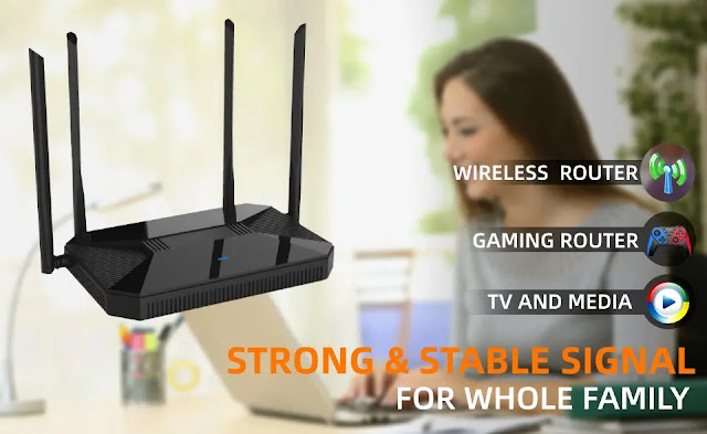 LucaSng Wireless WiFi Router