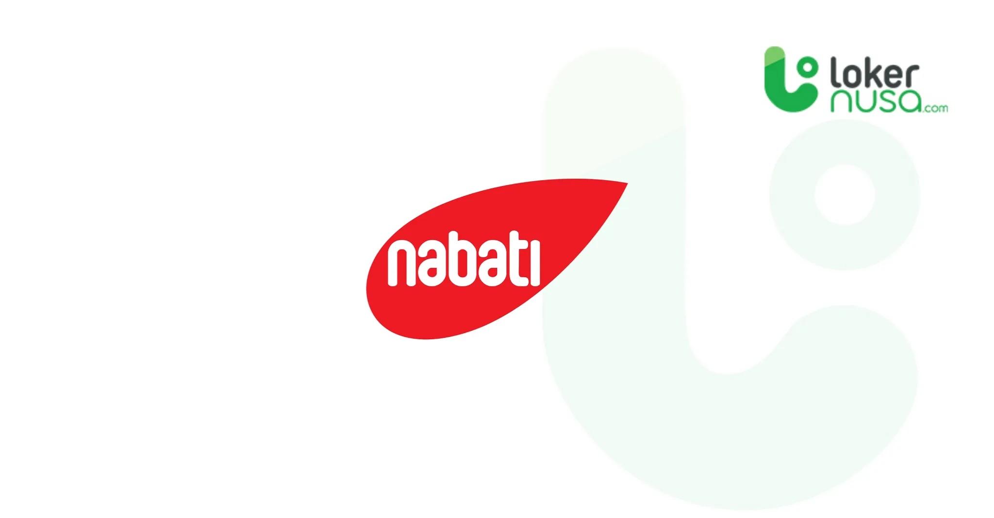 Lowongan Kerja Juli 2021 Nabati Group
