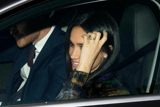Meghan gayakan persalinan RM740,000, tapi Kate ulang pakai gaun lama