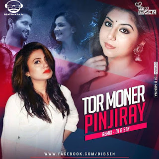 Tor Moner Pinjiray  ( Remix ) - Sneha Karmakar Ft. Dj B Sen