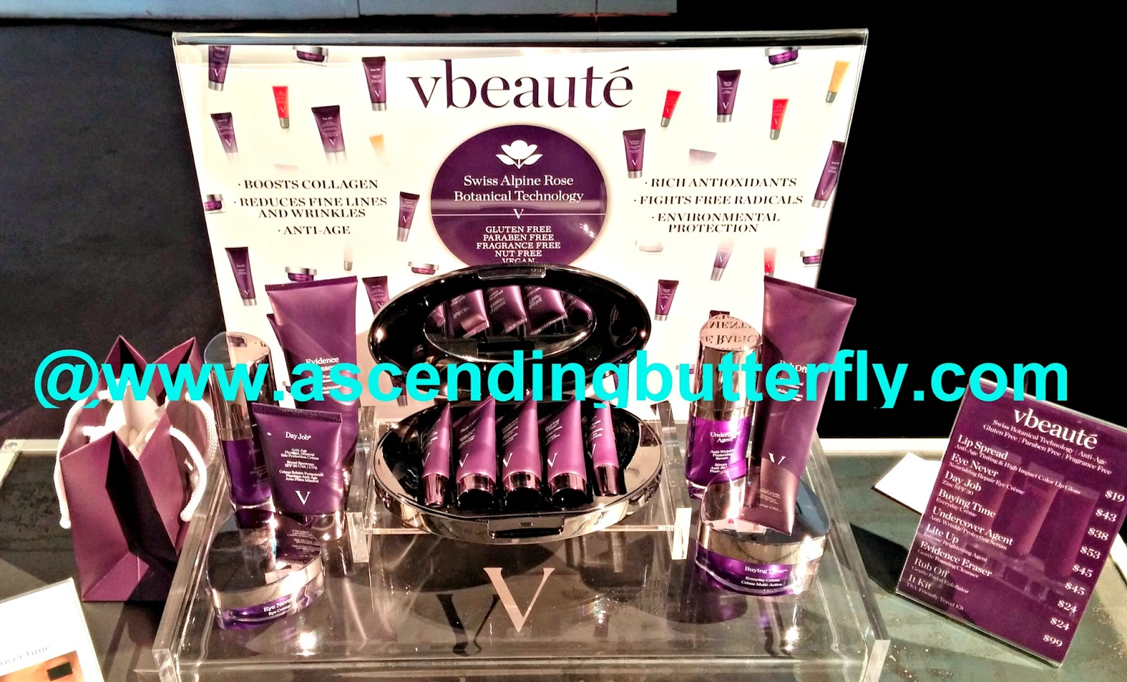 vbeaute is a vegan, gluten free, paraben free, fragrance free, nut and oat free line made for all skin types