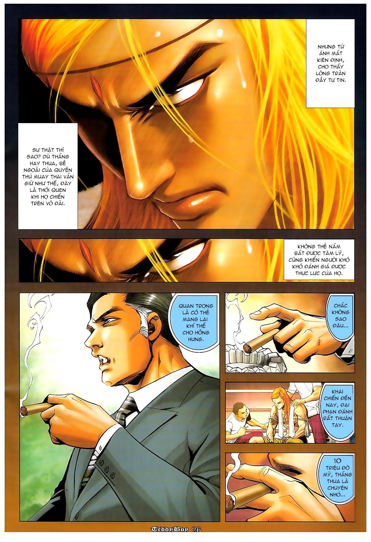 Người Trong Giang Hồ - Chapter 1253: Đánh gục Kim Mông Không - Pic 22