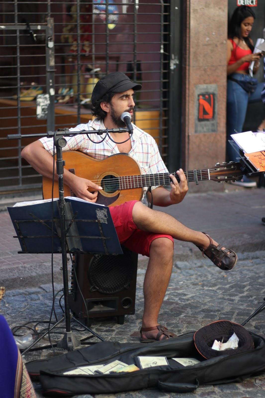 musica callejera caba