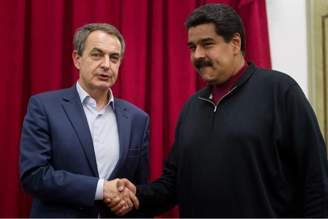 Zapatero Maduro