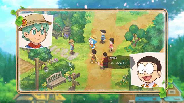Inilah Video Promo ke2 Game Doraemon: Story of Seasons