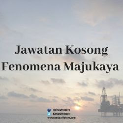 Jawatan Kosong Fenomena Majukaya Sdn Bhd