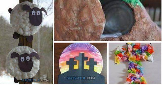 Ideias para a Páscoa aliadas à ressurreição de Cristo