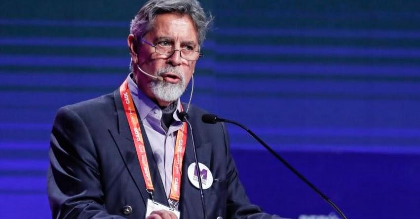 FRANCISCO SAGASTI: Conoce la trayectoria profesional del nuevo presidente del Perú