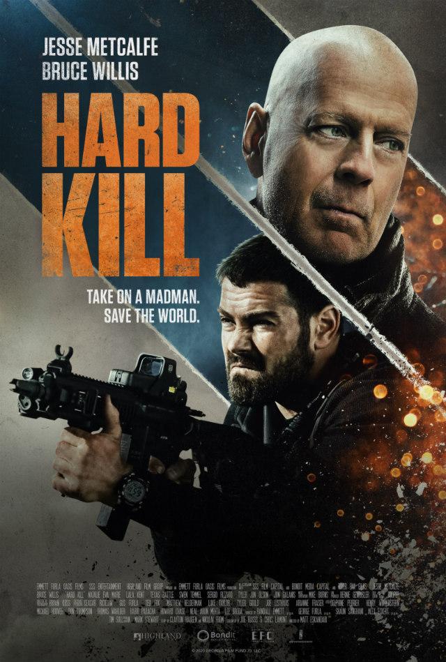 hard kill poster