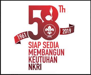 Download Naskah Pidato Ketua Kwarnas Pada Hari Pramuka Tahun 2019