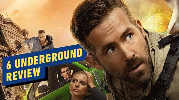Review Film 6 Underground (2019), Karya Terbaru Michael Bay