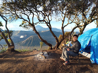 The Best Place to Enjoy Mount Bromo Camping