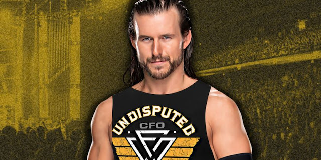 Adam Cole Reportedly Injured, Pulled From Live Events