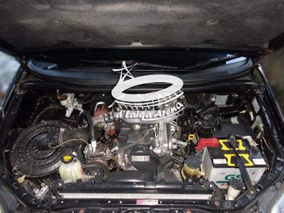 Ruang Mesin Toyota Kijang Innova Diesel