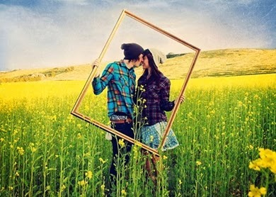 Frame Love Couples